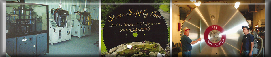Stone Supply Inc. – Diamond Blades